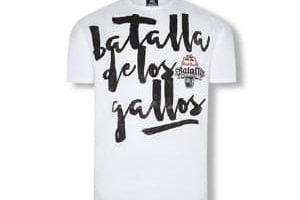 Camiseta Batalla de los Gallos Red Bull