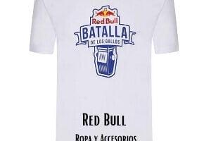 Ropa y merchandising de Red Bull Batalla de los Gallos para freestylers